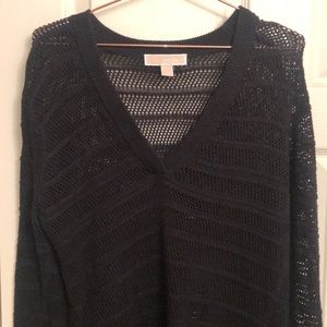 Michael Kors Black Sweater